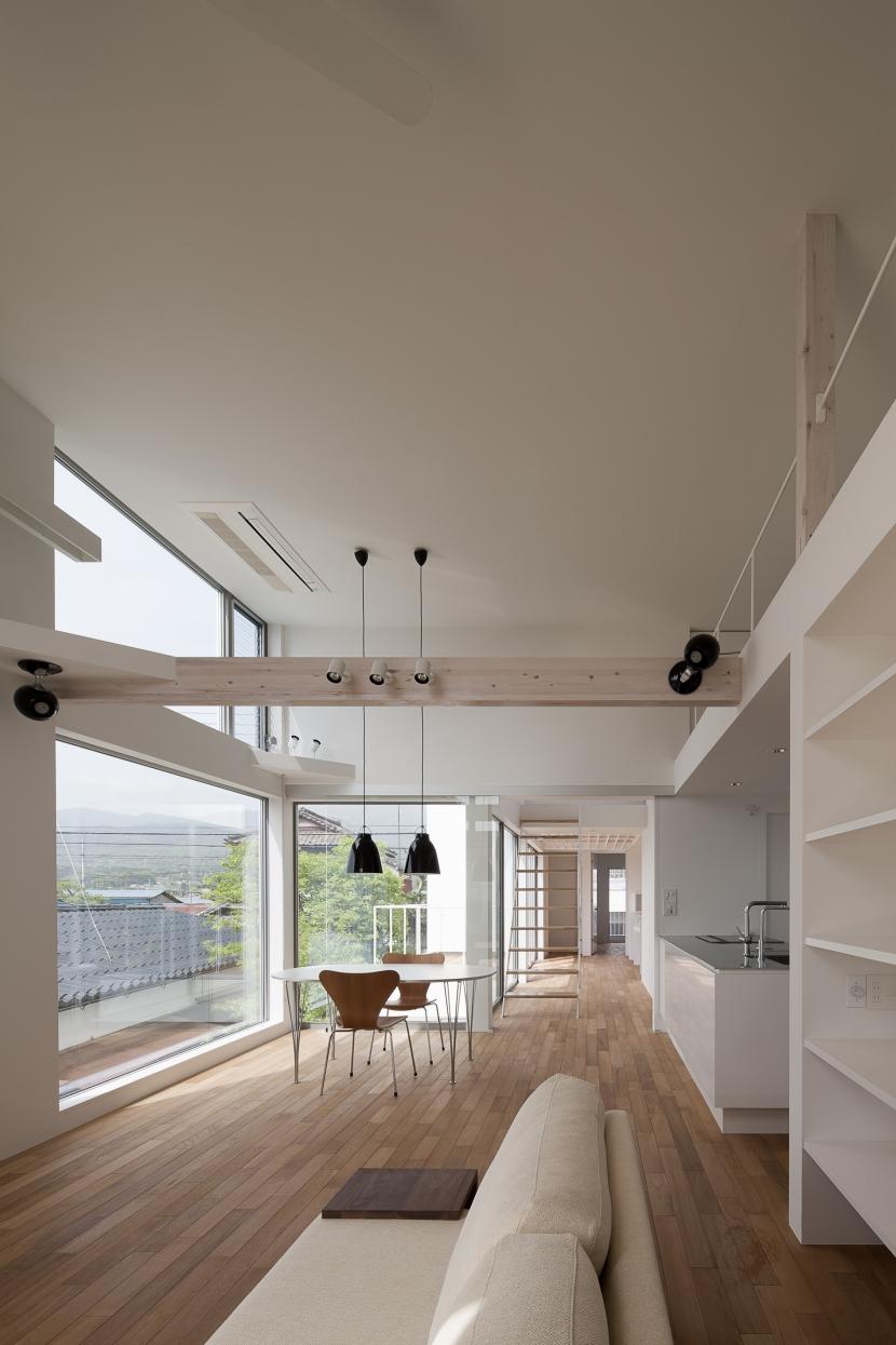 建築家:AIDAHO「小田原コートヤードハウス」