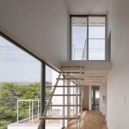 小田原コートヤードハウス (階段)