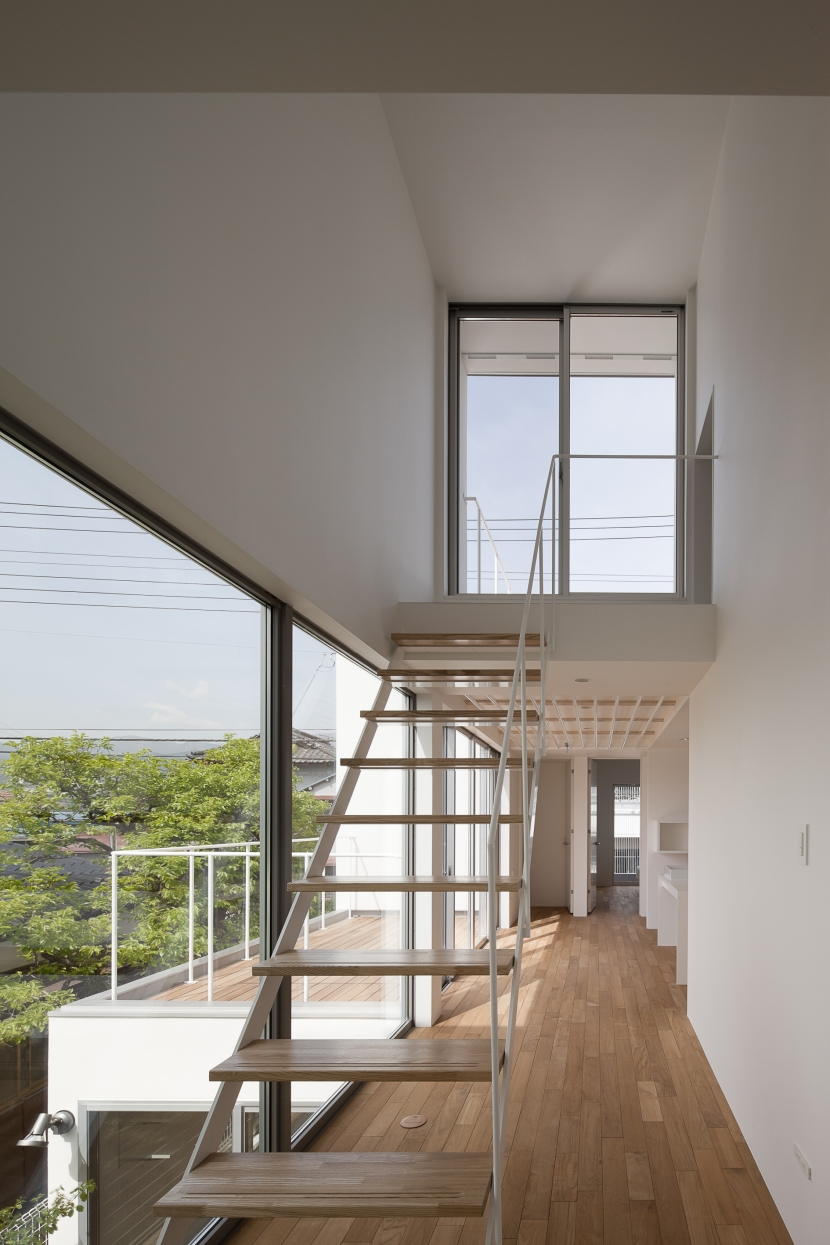 小田原コートヤードハウスの写真 階段