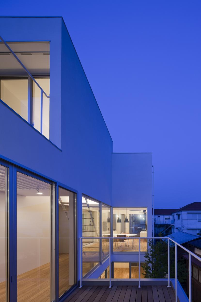小田原コートヤードハウスの写真 ベランダ