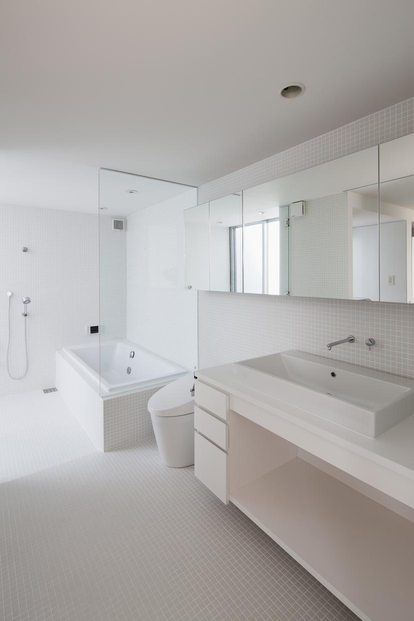 小田原コートヤードハウスの写真 バスルーム