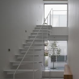 小田原コートヤードハウス-玄関
