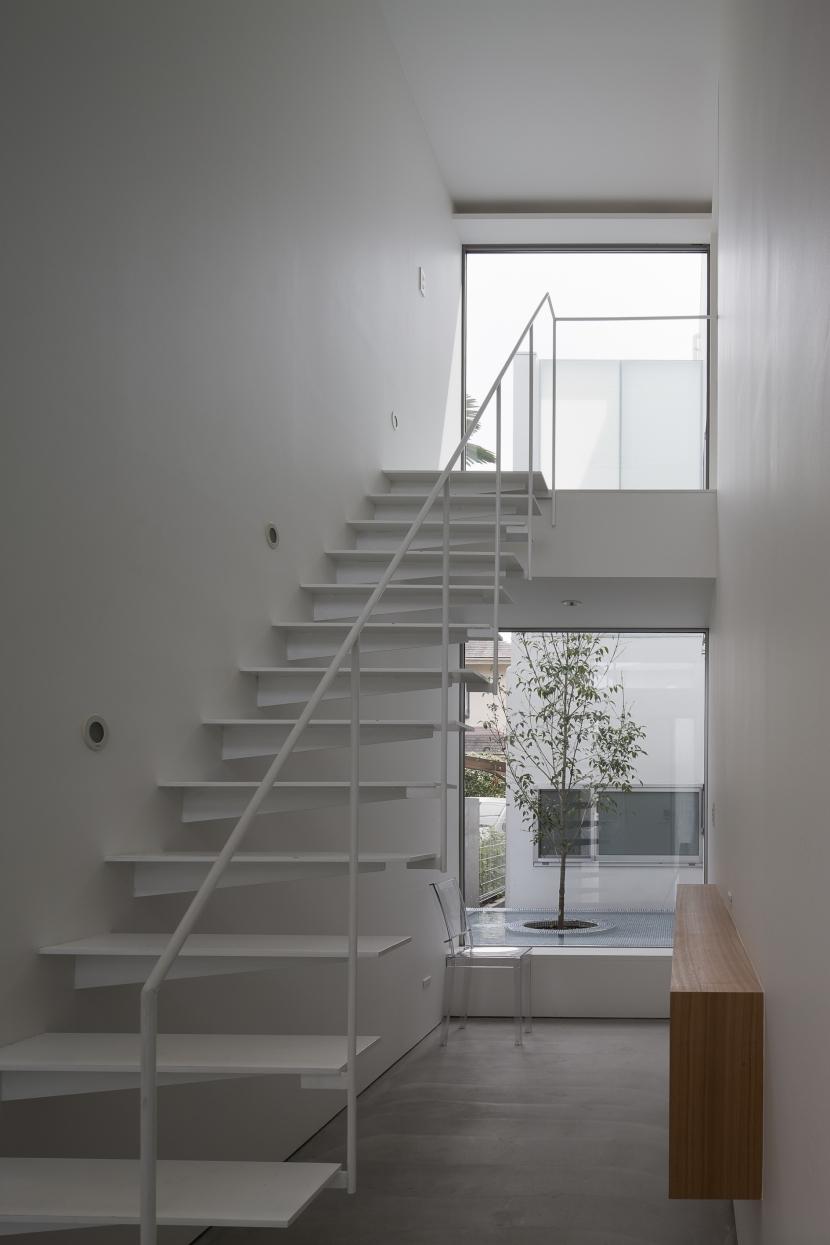 建築家:株式会社AIDAHO「小田原コートヤードハウス」