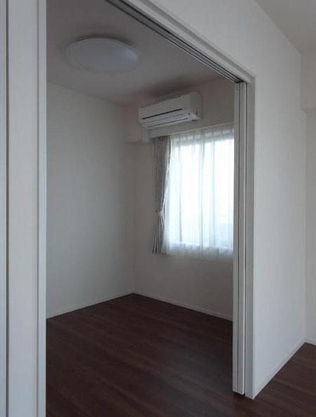 マンションに仏間⇔茶室  住まいの一角に心落ち着く空間をの部屋 Before