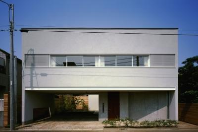 下井草の家 (外観)