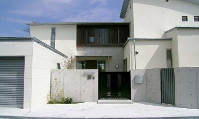 登美ケ丘の家