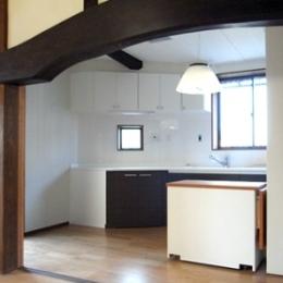 押熊の家 (キッチン)