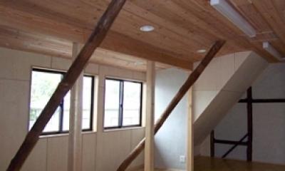 押熊の家 (多機能スペース)