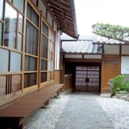 押熊の家 (縁側)