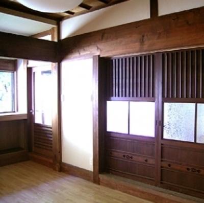 山添の家 (引き戸)