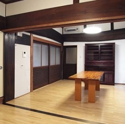 山添の家 (ダイニング)