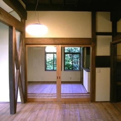 多目的部屋 (北田原の家)