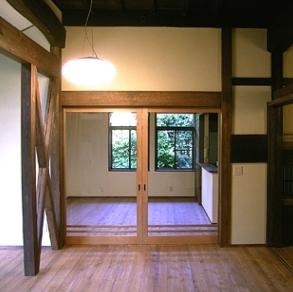北田原の家の部屋 多目的部屋