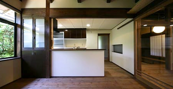 北田原の家の写真 キッチン