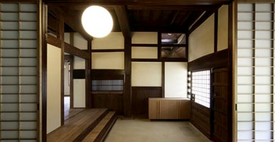 北田原の家の写真 玄関