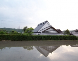 北田原の家 (外観)