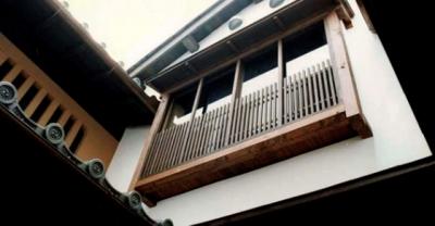 窓 (奈良町W邸)