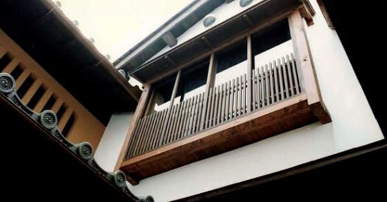 奈良町W邸の部屋 窓