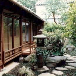 奈良町W邸 (庭)