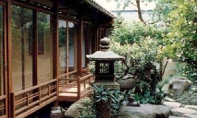 庭|奈良町W邸