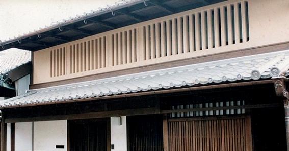 奈良町W邸の部屋 外観