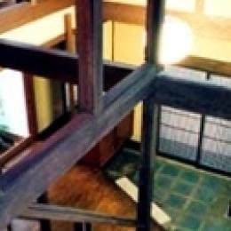 奈良町W邸 (天井)