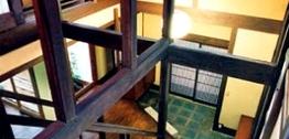 奈良町W邸の部屋 天井