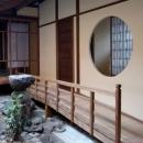 奈良町O邸(登録文化財)の写真 廊下