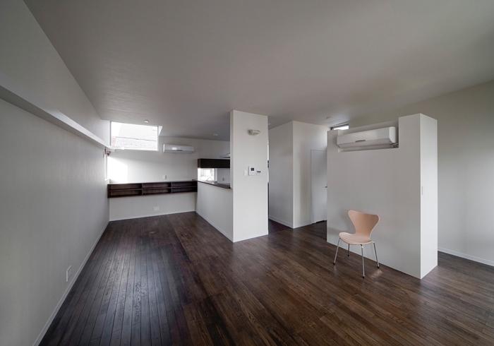 WA邸の部屋 LDK-3