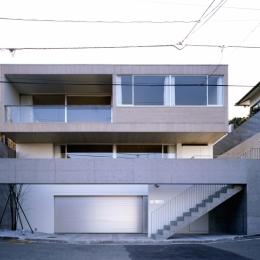 磯子台の家 (外観 1)