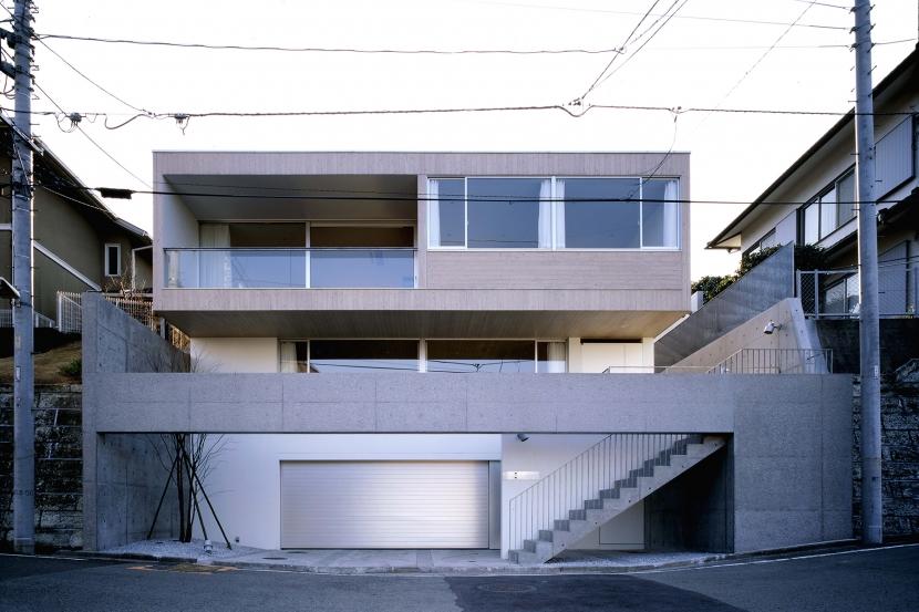磯子台の家