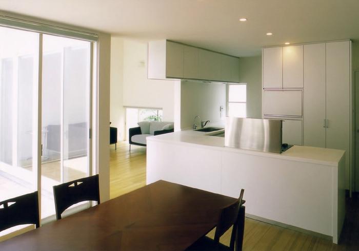 BF邸の部屋 キッチン