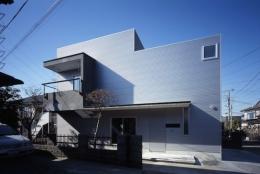 house HYS (東外観(撮影:H.HIRAI))