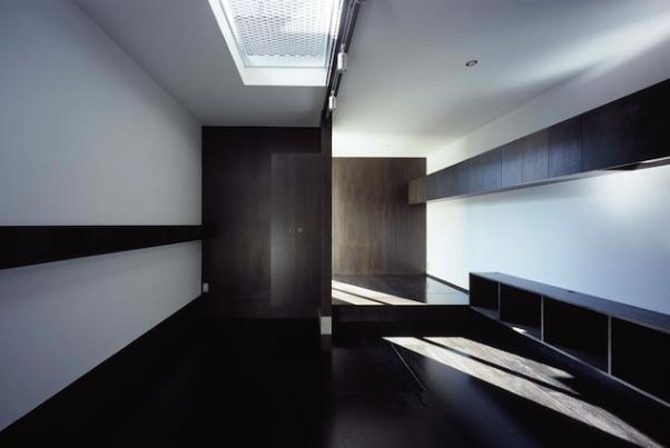 house HYS (主室(撮影:H.HIRAI))