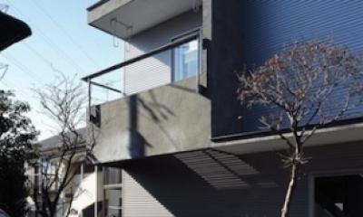 外観詳細(撮影:H.HIRAI)|house HYS