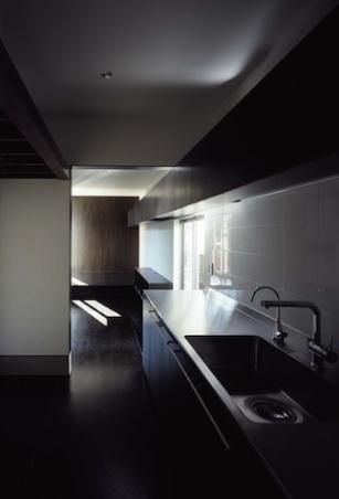 house HYS (キッチン(撮影:H.HIRAI))