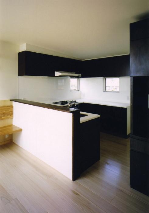 W邸の部屋 キッチン