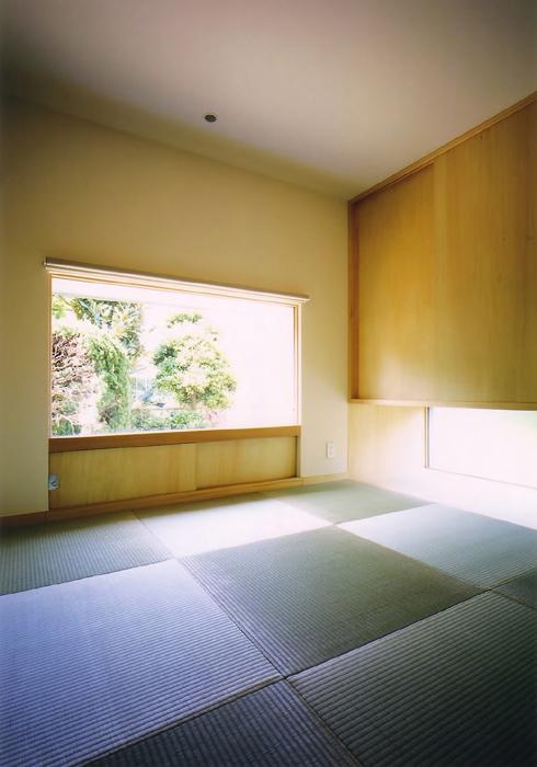 W邸の部屋 和室