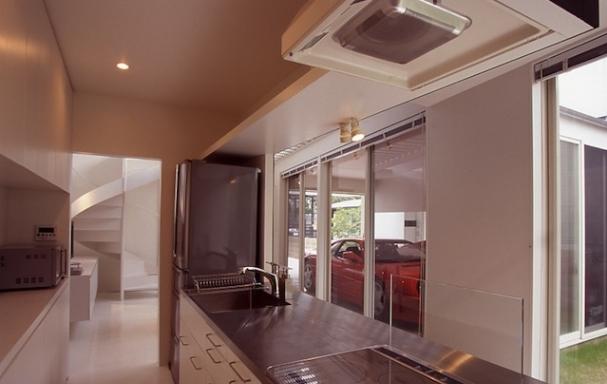 建築家:杉浦事務所「house Kf」