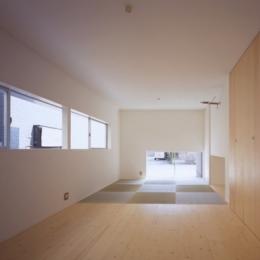 house S (1階畳室(撮影:T.KURUMATA))
