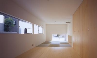 1階畳室(撮影:T.KURUMATA)|house S