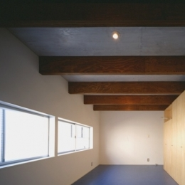 house S (2階個室(撮影:T.KURUMATA))
