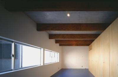 2階個室(撮影:T.KURUMATA) (house S)