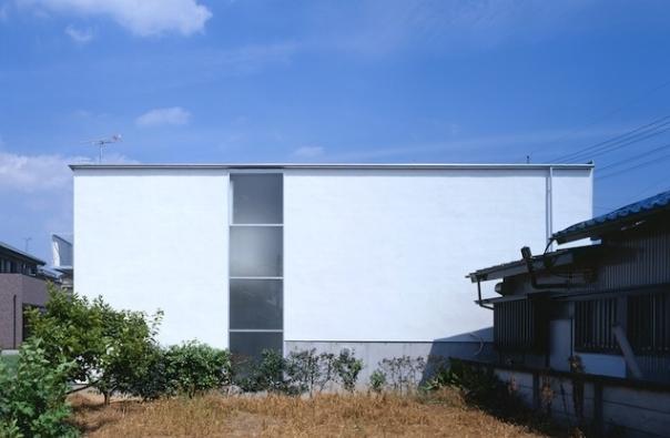 house S (西外観(撮影:T.KURUMATA))