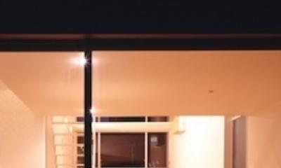 ダイニング(撮影:T.KURUMATA)|house S