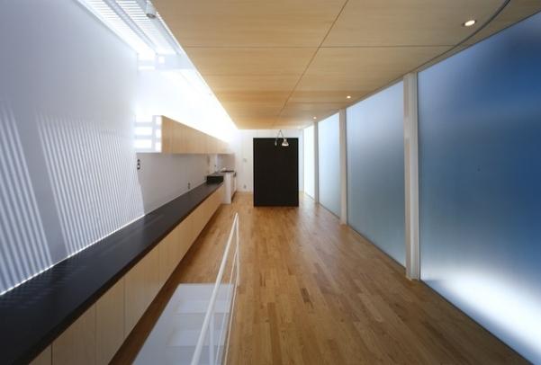 house Hの部屋 主室(撮影:T.KURUMATA)