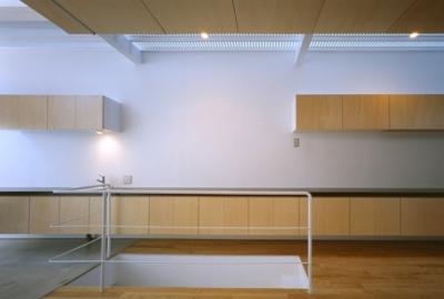 house H (主室(撮影:T.KURUMATA))
