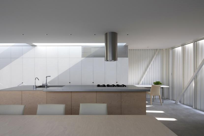 PATIOの部屋 キッチン