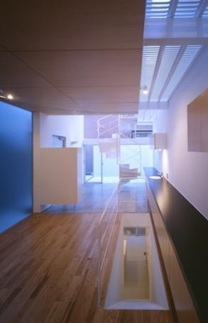 house Hの部屋 主室 エントランス テラス(撮影:T.KURUMATA)