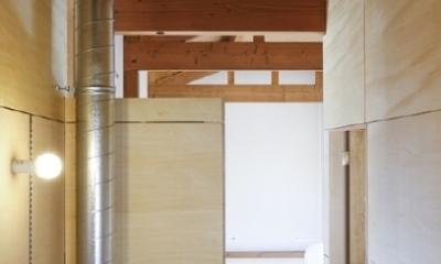 燻の家 (空調設備(撮影:Tomohiro Sakashita))
